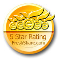 FreshShare Networks has given an Editor Rating of 5 stars to Thumbs.db Viewer